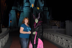 Me & Maleficent