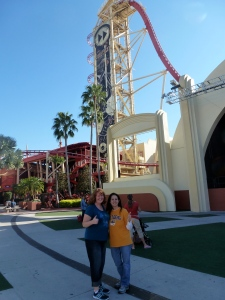 I survived!!  Hollywood Rip Ride Rockit
