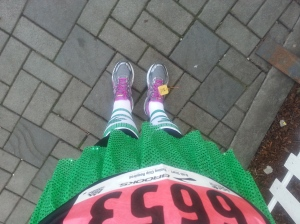 Ready for the St. Patrick's Day Dash