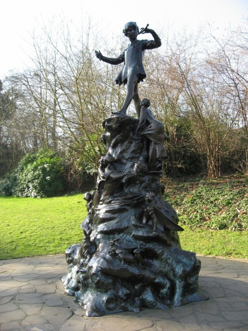 Peter Pan - Hyde Park London