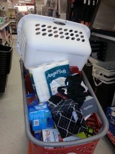 My massive Target shopping spree
