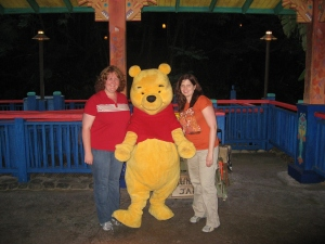 With Pooh