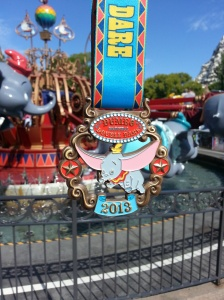 Medal #3 - Dumbo Double Dare complete!