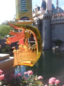 Medal #2 - Disneyland Half
