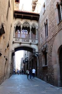 Bridge of Sighs - Barcelona
