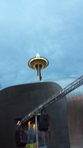 Hello Space Needle