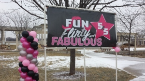 Fun Flirty & Fabulous 5 & 5