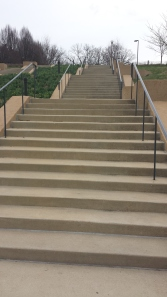 Staircase repeats