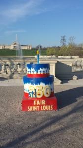 Happy Birthday St Louis