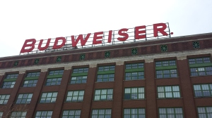 Touring the Anheuser Busch facility