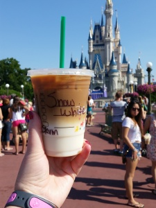 Starbucks & Disney