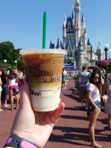Starbucks & Disney