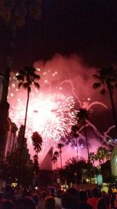 Villainous Fireworks
