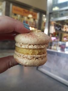 Mmm, macarons!