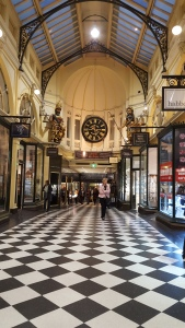 Exploring Arcades in Melbourne