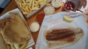 Mmm, fish!