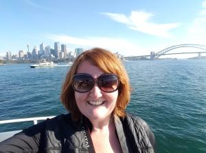 Boat #selfie