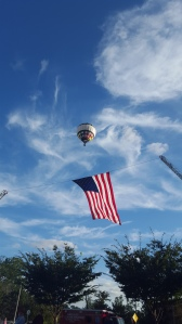 Great Forest Park Balloon Race