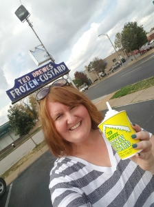 One last trip to Ted Drewes